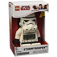 LEGO Star Wars Stormtrooper Figurine Alarm Clock (9002137)
