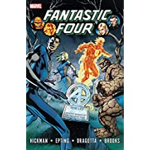 Fantastic Four By Jonathan Hickman Vol. 4 (Fantastic Four (1998-2012)) (English Edition)