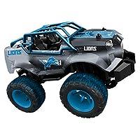 官方* NFL 遥控怪物卡车 底特律雄狮 白色/蓝色
