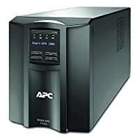APC Smart-UPS 带连接遥控器SMT1500C 落地式 1500VA