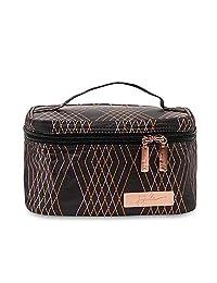 JuJuJuBe Ready 旅行化妆包/化妆包,棱镜玫瑰色