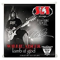 S.I.T. String SS-S1048WA Willie Adler Lamb of God 签名电吉他弦