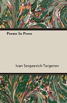 """Poems in Prose (English Edition)"",作者:[Turgenev, Ivan Sergeevich]"
