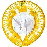 【跨境购】 Freds 弗雷德 swimtrainer宝宝游泳圈 黄色(德国品牌 香港直邮) 包税