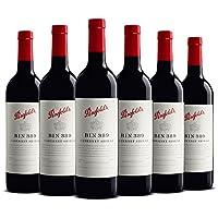 【亚马逊直采】 Penfolds 奔富 Bin 389 赤霞珠设拉子干红葡萄酒750ml*6 (亚马逊进口直采红酒,澳大利亚品牌) 自营精选