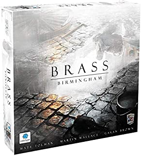 Brass Birmingham Roxley Games Board Games Board Game ROX402