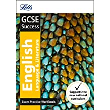 GCSE 9-1 English Language and English Literature Exam Practice Workbook, with Practice Test Paper (Letts GCSE 9-1 Revision Success) (English Edition)
