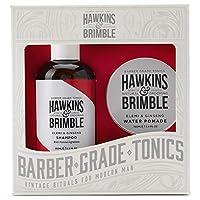 Hawkins & Brimble 护发礼品套装,含洗发水和水护发素