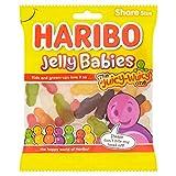 HARIBO 哈瑞宝 Jelly Babies Jelly Men 散装橡皮糖 140g 12件装 (共计 1.7kg)