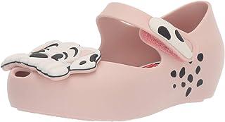 Mini Melissa Mini Ultragirl + 101 Dalmations Mary Jane 平底鞋
