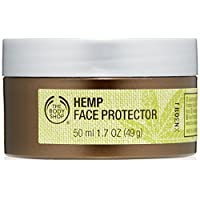 THE BODY SHOP HEMP FACE 保护膜, paraben-free 面霜,1.7盎司