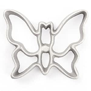 Kitchen Supply 7003 Rosette Set, Butterfly