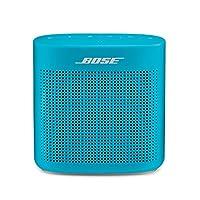 Bose SoundLink 彩色蓝牙音箱(黑色)752195-0500 彩色蓝牙音箱 均码