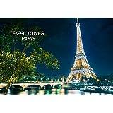 法国冰箱冰箱冰箱磁铁 City: Eifel Towel-Paris-A6