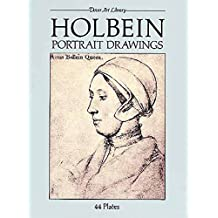 Holbein Portrait Drawings (Dover Fine Art, History of Art) (English Edition)