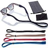 可调节太阳镜带   4pk 附赠盒/布料   适合儿童和成人
