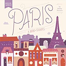 Paris: A Book of Shapes (Hello, World) (English Edition)