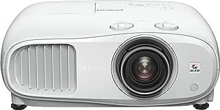 Epson 爱普生 EH-TW7000 4K Pro-UHD1 家用投影仪 家庭影院 不带扬声器(3000流明, 40000:1对比度, 16:9, 3840x2160分辨率, 3D)