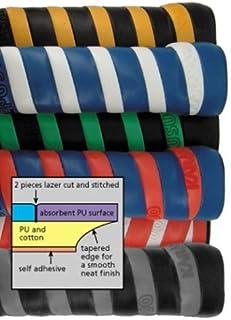 Karakal PU,双色多色替换手柄(24 个装)