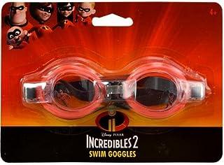 Disney Incredibles 2 Splash 儿童游泳装备,红色,儿童