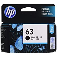 HP 63 墨盒 黑色F6U62AA Amazon.co.jp 限定版