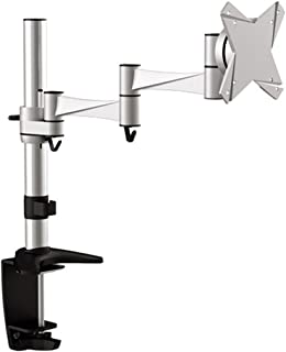 OSD Audio TSM-02-C012 Single Arm Extended Desk Mount for 13-inch to 23-inch Monitor