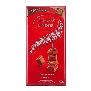Lindt瑞士莲软心小块装牛奶巧克力100g (瑞士进口)