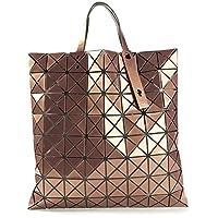 Issey Miyake Bao Bao Ratio Tote Bronze Handbag Bag Japan New