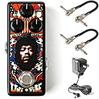 MXR JHW3 Jimi Hendrix Uni-Vibe 合唱/Vibrato 迷你捆绑带 2 个 MXR 插线电缆