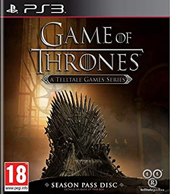 Game Of Thrones (PS3) [PlayStation 3]