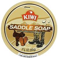 Kiwi Saddle Soap, 3-1/8 oz 1 3.125