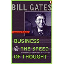 Business at the Speed of Thought: Succeeding in the Digital Economy (Penguin Business Library) (English Edition)