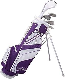 Tour X 5 件套 Jr 高尔夫套装,带立式包