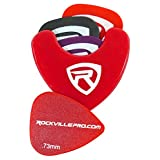 Rockville PH-BLACK 支架,附胶粘固 3 至 4 个拨片PH-RED