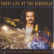 进口CD:雅尼:雅典卫城音乐会(2CD)82876716982