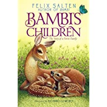 Bambi's Children: The Story of a Forest Family (Bambi's Classic Animal Tales) (English Edition)