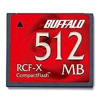BUFFALO 袖珍閃存卡 RCF-X系列RCF-X512MY 512MB