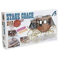 Artesania Latina 20340 1/10 Stage Coach Model Building Kit