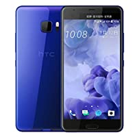HTC U Ultra 移动联通电信六模全网通 双卡双待双屏 4GB+64GB (远望蓝) 下单赠送Ultra专属钢化膜及Type-c转接头、htc双肩背包