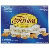 Ferrara 杏仁蜂蜜牛轧糖 7.62盎司(约216克)(4包)