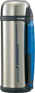 ZOJIRUSHI 象印 水杯 不锈钢水壶 带把手 广口 轻量 2.0L SF-CC20XA