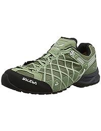 Salewa 男式 MS Wildfire S GORE-TEX 爬山鞋子