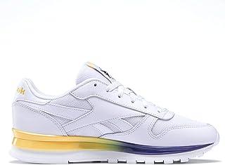 Reebok 锐步女式经典皮革运动鞋