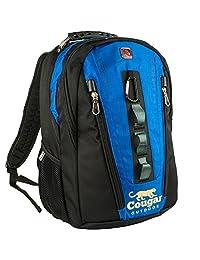RIDGETEK Outoor 男士女士背包,带衬垫气流技术、雨罩、笔记本电脑隔层和耳机插孔。 适合远足、露营和旅行时使用 - 30L