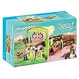 PLAYMOBIL® 带马车玩具套装的Abigail & Boomerang 玩具组合,多色