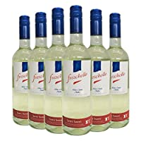 Freschello 弗莱斯凯罗白葡萄酒-半甜型 750ml*6(意大利进口葡萄酒)