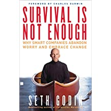 Survival Is Not Enough: Why Smart Companies Abandon Worry and Embrace Chan (English Edition)