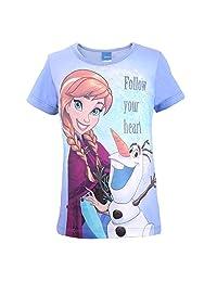 迪士尼女孩 T 恤