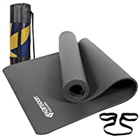 KANSOON 凯速 中性 NBR瑜伽垫 加大加厚防滑 环保高回弹 (供应商直送)