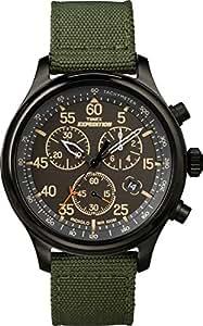 Timex 天美时 男式远征领域计时手表